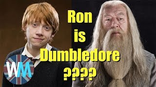 Top 10 Harry Potter Fan Theories - dooclip.me