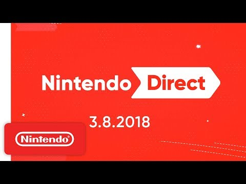 Download Nintendo Direct 3.8.2018 HD Mp4 3GP Video and MP3
