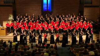 """Cantabile Youth Singers - """"Kusimama"""" By Jim Papoulis"""