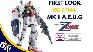 First Look: RG 1/144 MK II A.E.U.G