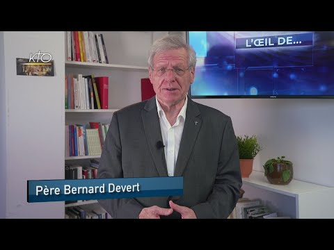 L'oeil du Père Bernard Devert