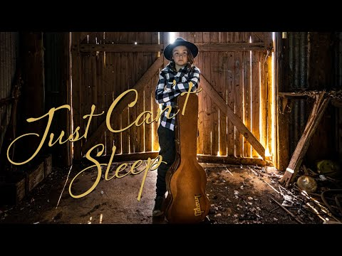 Taj Farrant - Just Can't Sleep (Official Music Video)