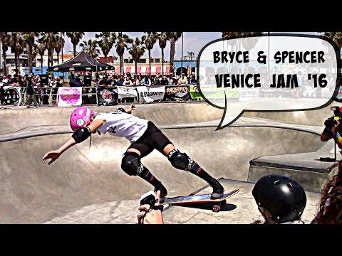 Bryce & Spencer Breaux + Highlights: Venice Ladies AM-Jam 2016