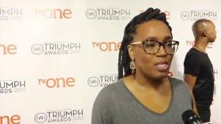 Dionne Farris TVONE Interview w Varion Walton