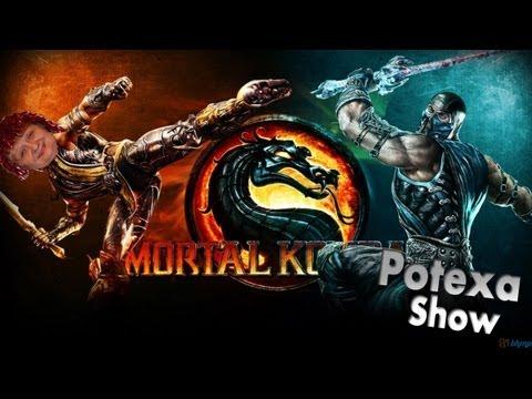 Тамара Потеха играет в Mortal Combat 9
