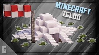 how to make igloo house in minecraft - Free video search