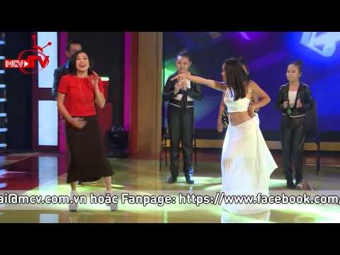 Màn dance sport của Phương Thanh và Đoan Trang tại gameshow Bạn Có Thực Tài