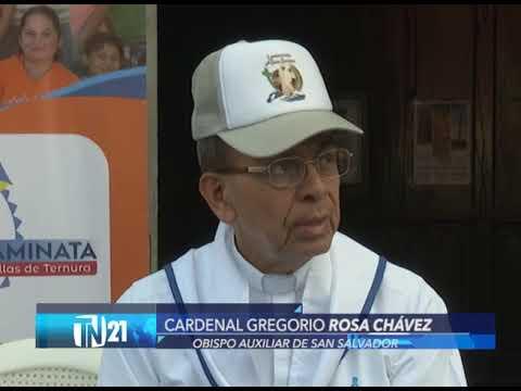 Cardenal Gregorio Rosa Chávez satisfecho con proceso de caso Saca