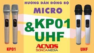 Dàn Âm Thanh Di Động ACNOS KS361