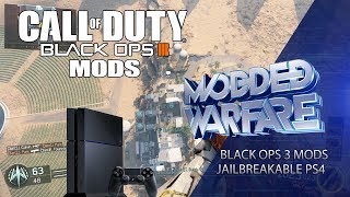 Black Ops 3 PS4 Mods (4.05 Jailbreak)