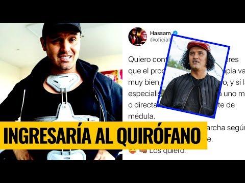 PARTICIPANTE DE MASTERCHEF CELEBRITY INGRESARÍA AL QUIRÓFANO POR PROBLEMAS DE SALUD
