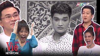 Gương mặt MỘT MÀU của Mạc Văn Khoa tham gia gameshow khiến cho mọi người câm nín