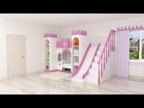 My Little Princess Bunk Bed Castle Collection Compilation 2017