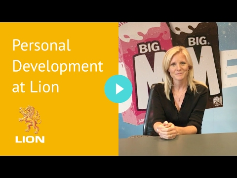 Nicola Richardson Part 2: Personal Development