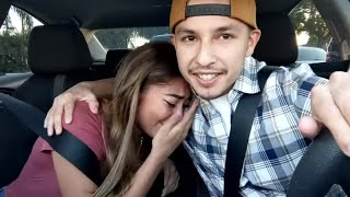 Uber Driver Raps & She Starts CRYING! (Her Ex Cheated)