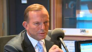 PM responds to 'fair dinkum' Liberal voter