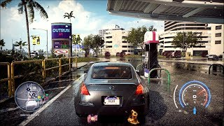 Need for Speed Heat - Nissan 350Z 2008 - Open World Free Roam Gameplay (PC HD) [1080p60FPS]