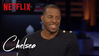 Andre Iguodala Explains Basketball (Full Interview) | Chelsea | Netflix