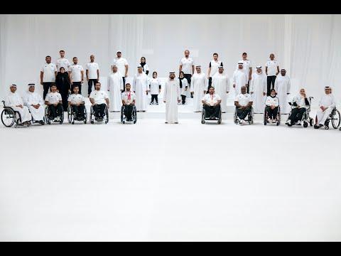 His Highness Sheikh Mohammed bin Rashid Al Maktoum - Mohammed bin Rashid congratulates UAE team for success in Tokyo Paralympic Games