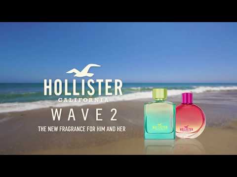Туалетная вода Hollister Wave 2 EDT для мужчин 50 мл