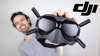 Review de las Gafas FPV de DJI!