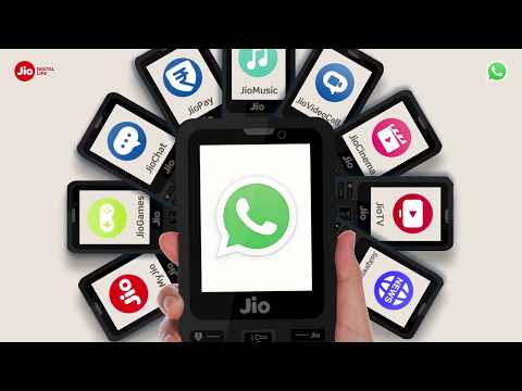 How to Download WhatsApp in Jio Phone?