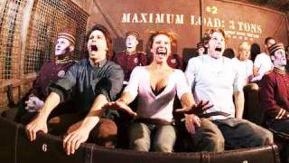 Tower of Terror ( getting caught with no seat belts on )