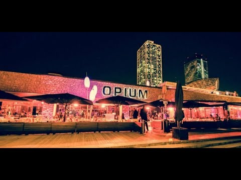 Best beach clubs in Barcelona Nightlife - Opium Barcelona