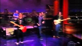 The Thrills 'One Horse Town' ● Live on The Late Show with David Letterman