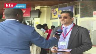Business Today: KQ Marketing Director Michael Diaz talking of Engineers Strike