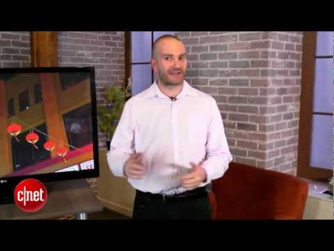 LG PA4500 Plasma HDTV - CNET Review