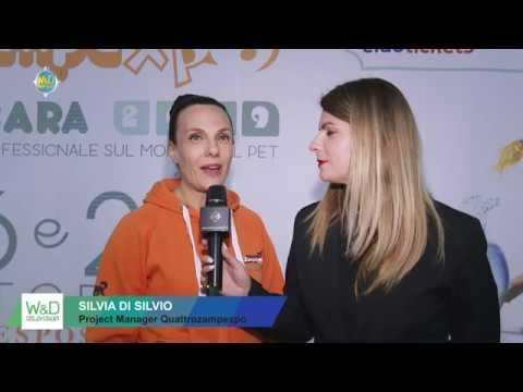 SILVIA DI SILVIO | Quattrozampexpo 2019