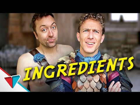 Ingredience - Epic NPC Man
