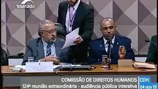 COMISSÃO DE DIREITOS HUMANOS DO SENADO