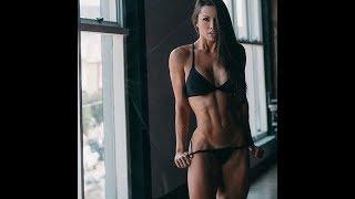 Sexy fitness female motivation