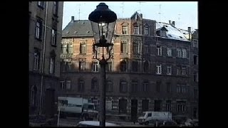 preview picture of video 'Chemnitz-Sonnenberg 1991'