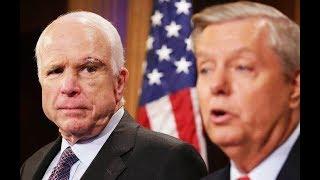 John McCain Reveals His Graham-Cassidy Healthcare Vote...