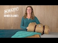 Kelty Shindig Blanket - video 1