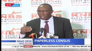 Government ready for paperless census after KNBS confirmed software designed and tested