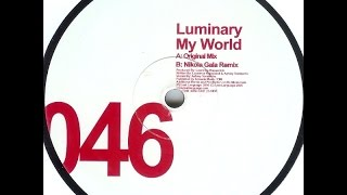 Luminary ‎– My World (Original Mix)
