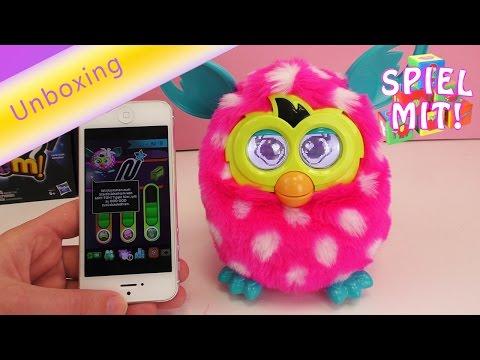 Furby Boom App Deutsch – Interaktives Spielzeug mit Smartphone Unterstützung – elektronisch Demo