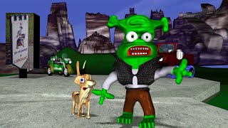 Shrek Retold | The Ratboy Genius Scene