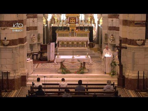 Laudes et Messe du 6 octobre 2021 à Notre-Dame de la Garde