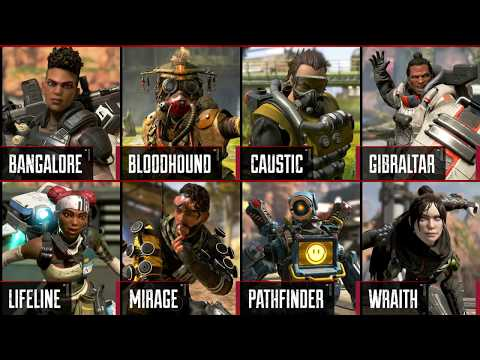 Видео № 1 из игры Apex Legends - Bloodhound Edition [Xbox One]