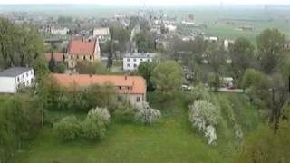 preview picture of video 'Targi rolno-ogrodnicze Przygodzice 2010 - z góry!'