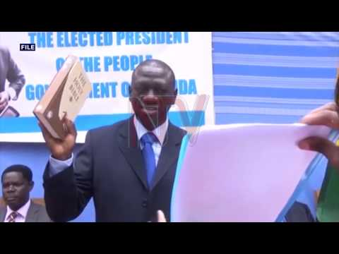 Constitutional court dismisses Dr. Kizza Besigye case