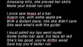 A Girl Named Tex