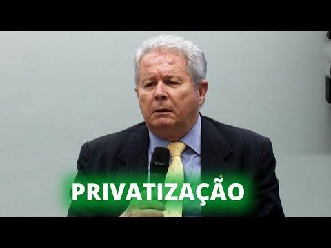 Presidente do BB fala que privatização está fora de cogitação - 10/12/19