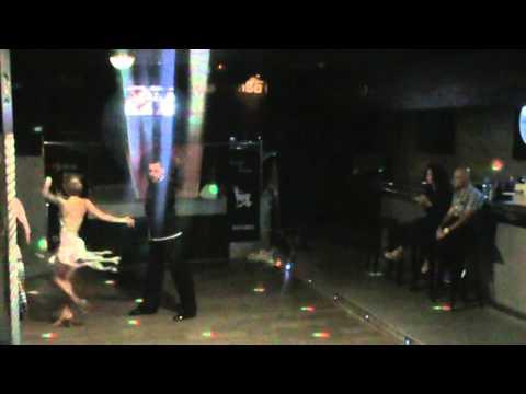 Exhibicion de Baile Discoteca KAMBA 2015