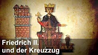 """[субтитры рус. + нем.] """"Немцы"""" (Die Deutschen) s02e02 - Фридрих II и крестовый поход"""